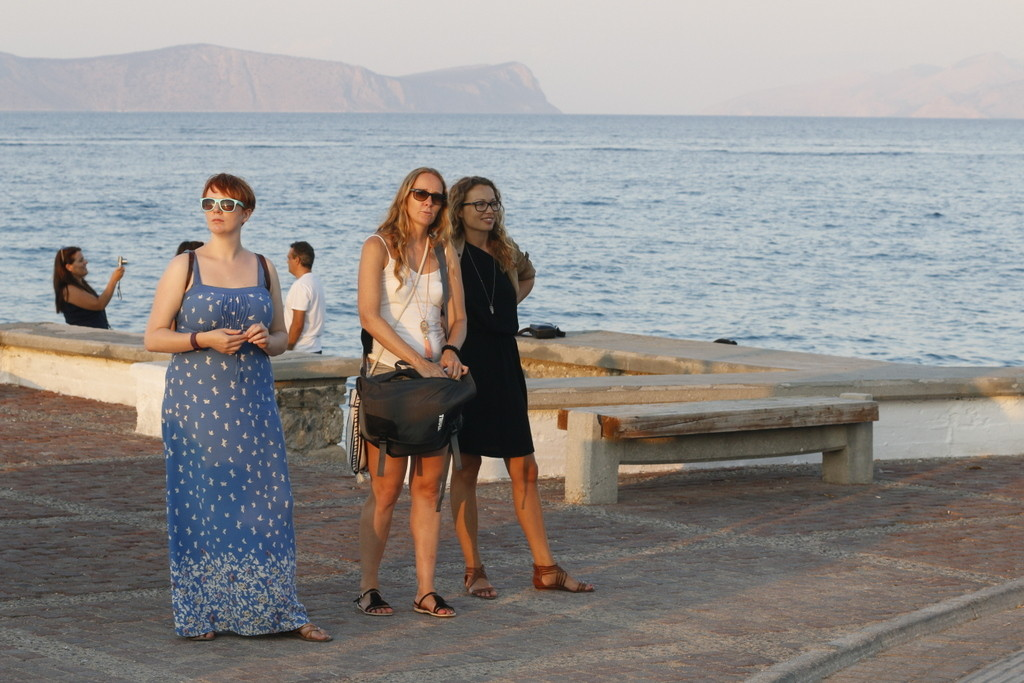 Strolling the streets of Spetses