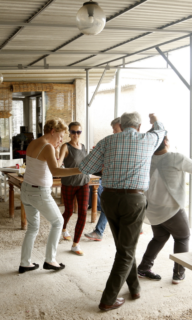 Of course there is no Greek Easter without traditional Greek dancing! Trust us, you will be grateful after all the food you have previously consumed!