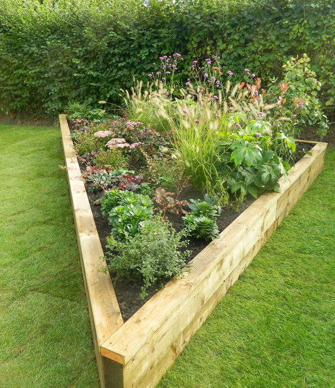 How to plant your own vegetable garden live bio for Landscaping your own garden