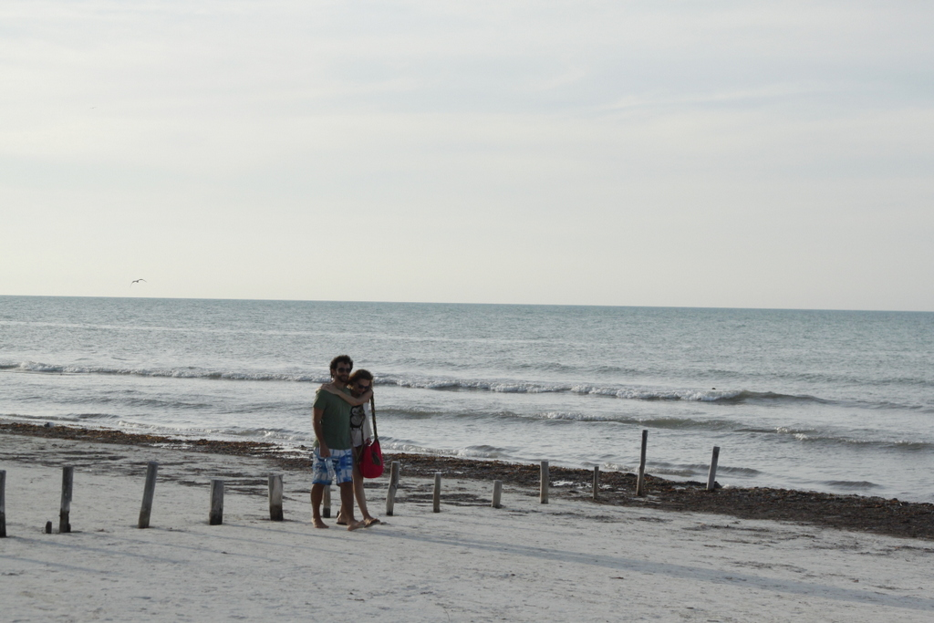 Holbox island, Mexico, New Year's Eve 2014/2015