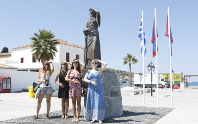 Bouboulina from Spetses, a heroine of all women