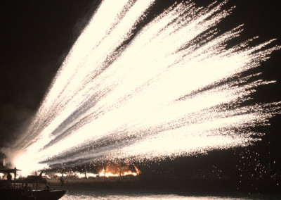 Spetses Armata celebrations
