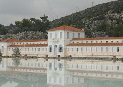 Methana - thermal baths